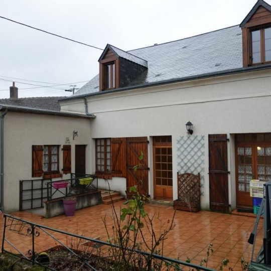 A.C.B.I. - AGENCES CHRISTINE BOYER IMMOBILIER : Maison / Villa | VENDOME (41100) | 152.00m2 | 208 950 €